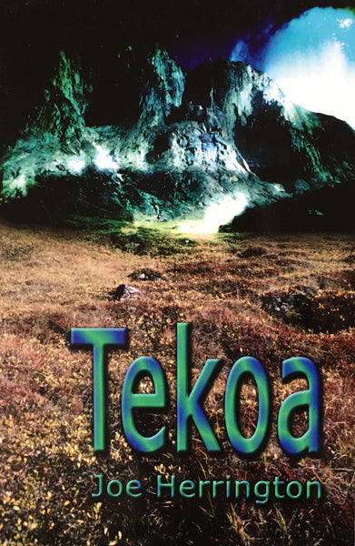 Book Cover Tekoa by Joe Herrington