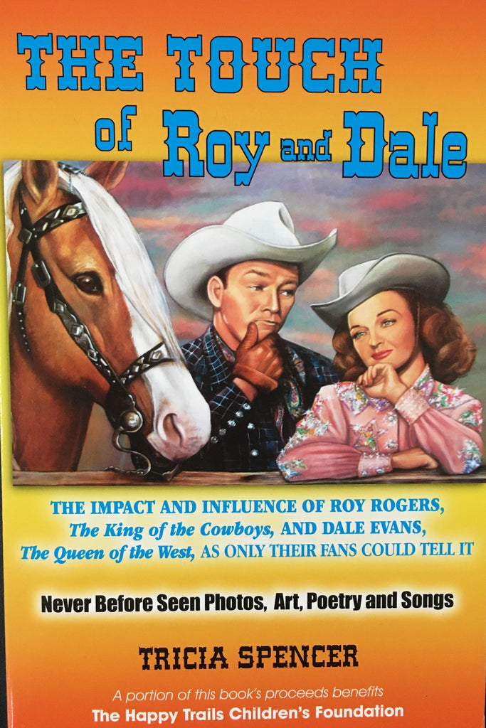 The Touch of Roy and Dale by Tricia Spencer Book Cover