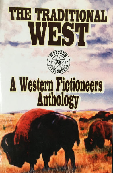 The Traditional West Anthology C. Courtney Joyner Front Cover
