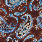 Cowboy Images Accessory: Scarf Paisley Arbuckle