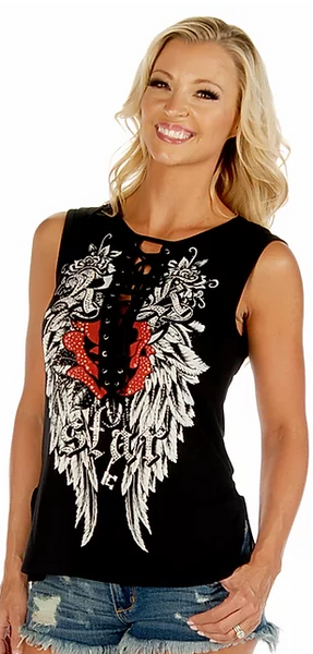 Liberty Wear Collection Tops: Rock Star