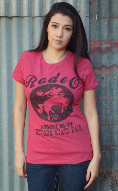 Original Cowboy Clothing T-Shirt Nevada Rodeo