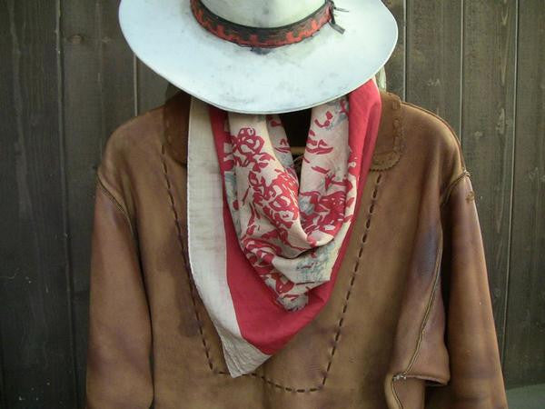 "Two Rode Together Wardrobe Bandana ""The Sacketts"""