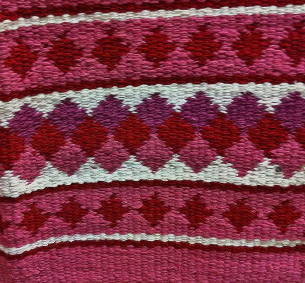 Saddle Blanket Fortune Maker Pink