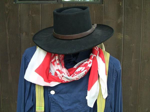 "Two Rode Together Wardrobe Bandana ""The Searchers"""