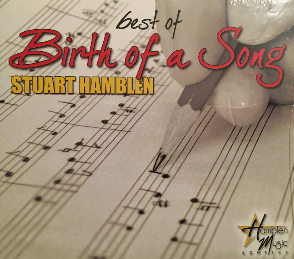 CD Best Of Birth Of A Song by Stuart Hamblen