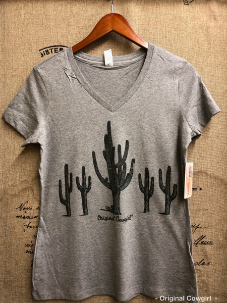 Original Cowgirl Clothing T-Shirt Sonora Cactus