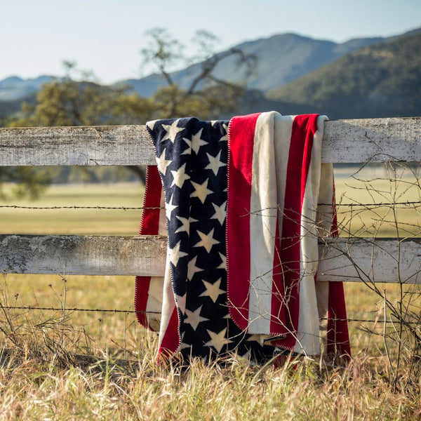 Denali Blankets Collection: Stars & Stripes