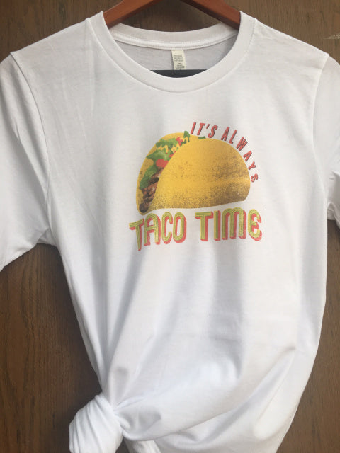 Original Cowgirl Clothing T-Shirts Taco Time
