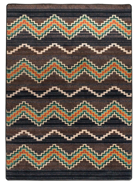 American Dakota Trapper Rug