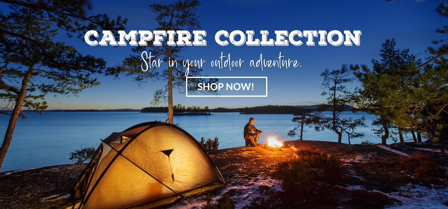 Campfire Collection: everything for outdoor adventures