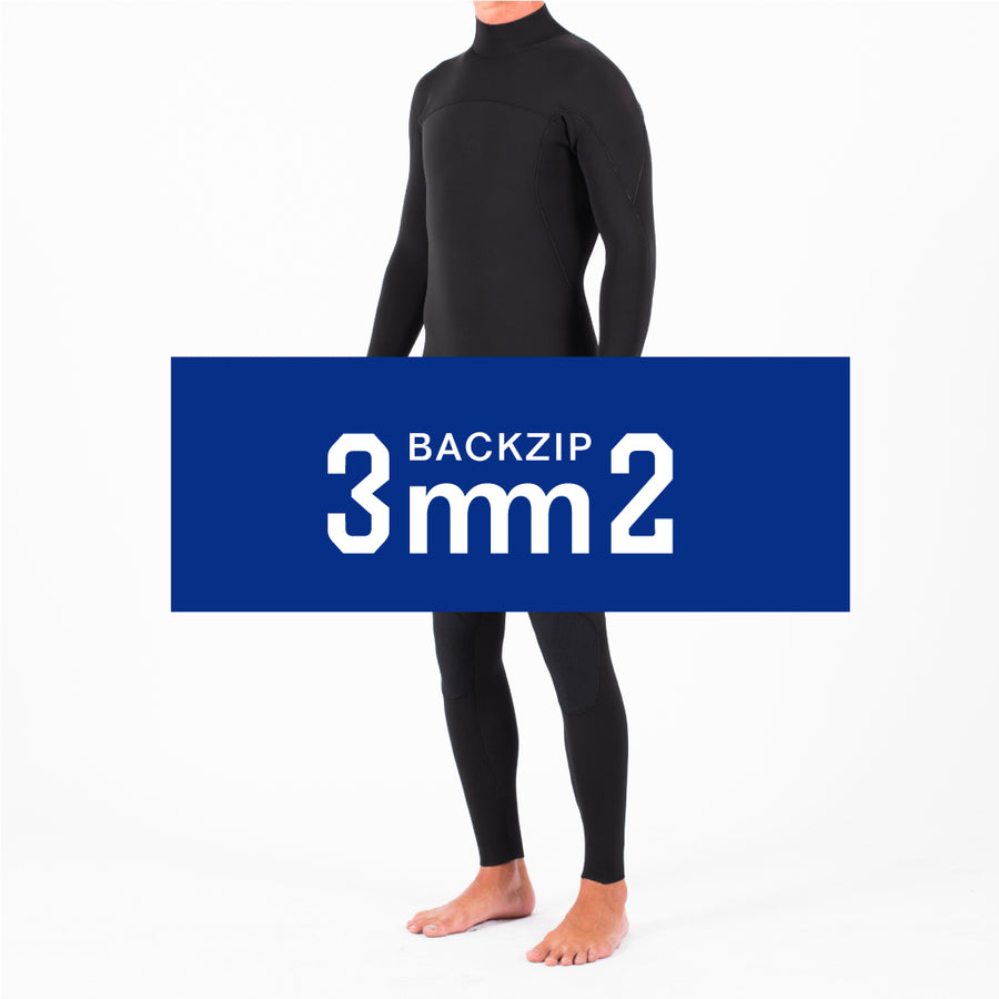 Backzip 3mm2