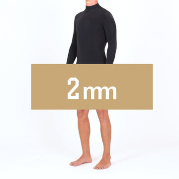 Backzip 2mm L/S Spring