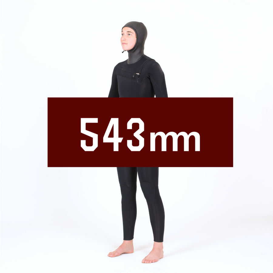Women's Hooded 543mm