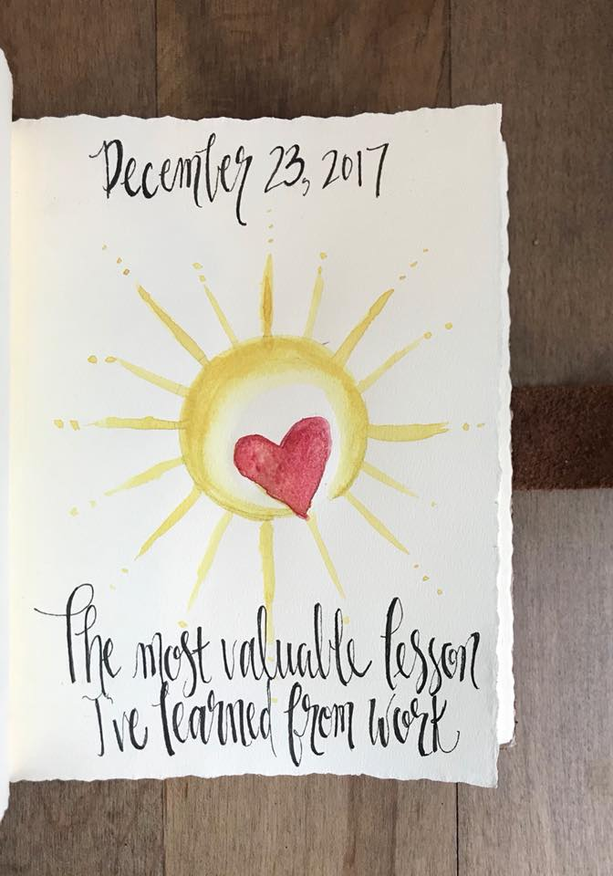 Journal prompt for December 23rd, 2017