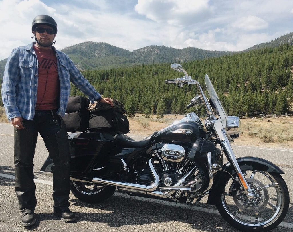 My 2,000 mile motorcycle ride from Salt Lake City to Glacier National Park and back