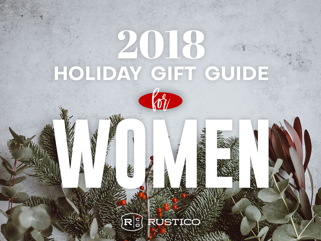 2018 Holiday Gift Guide for Women