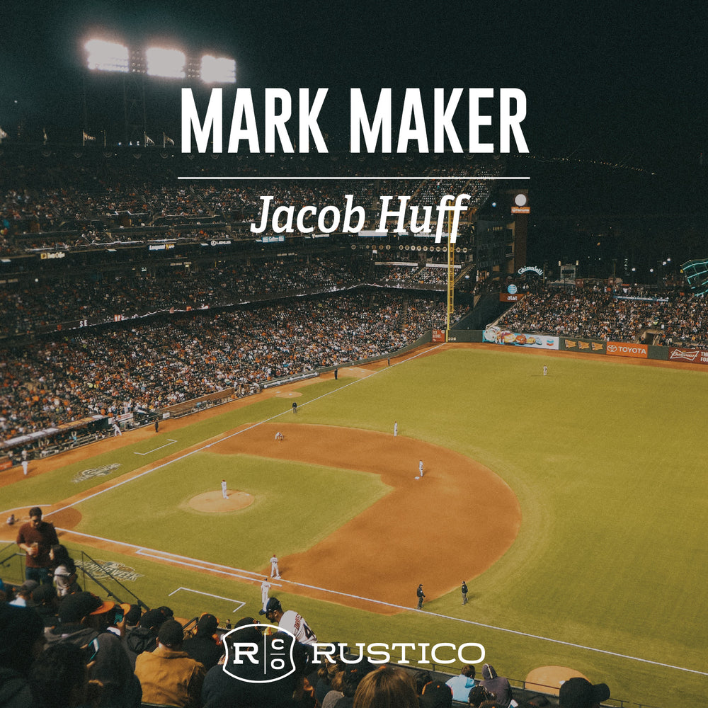 Mark Maker: Jacob Huff of American Batsmith