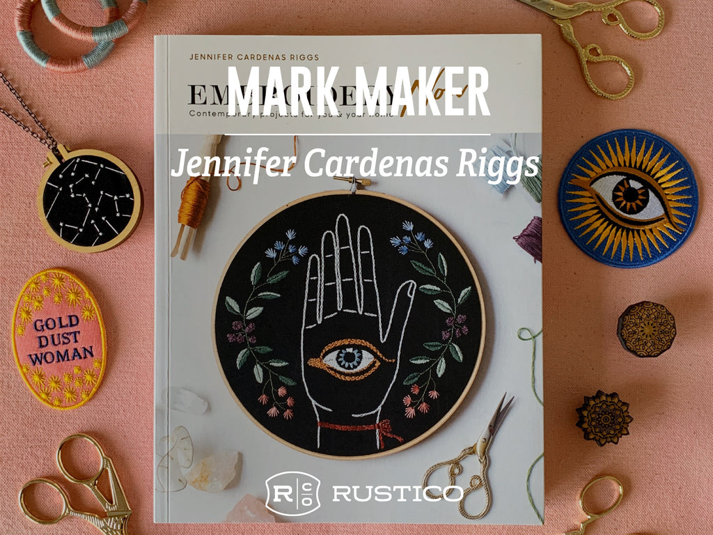 Mark Maker: Jennifer Cardenas Riggs