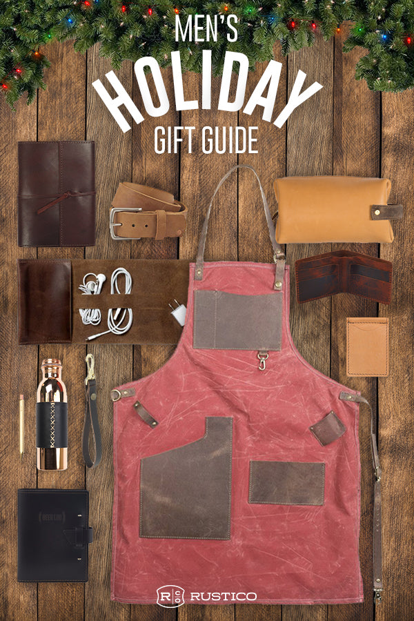 2017 Men's Holiday Gift Guide