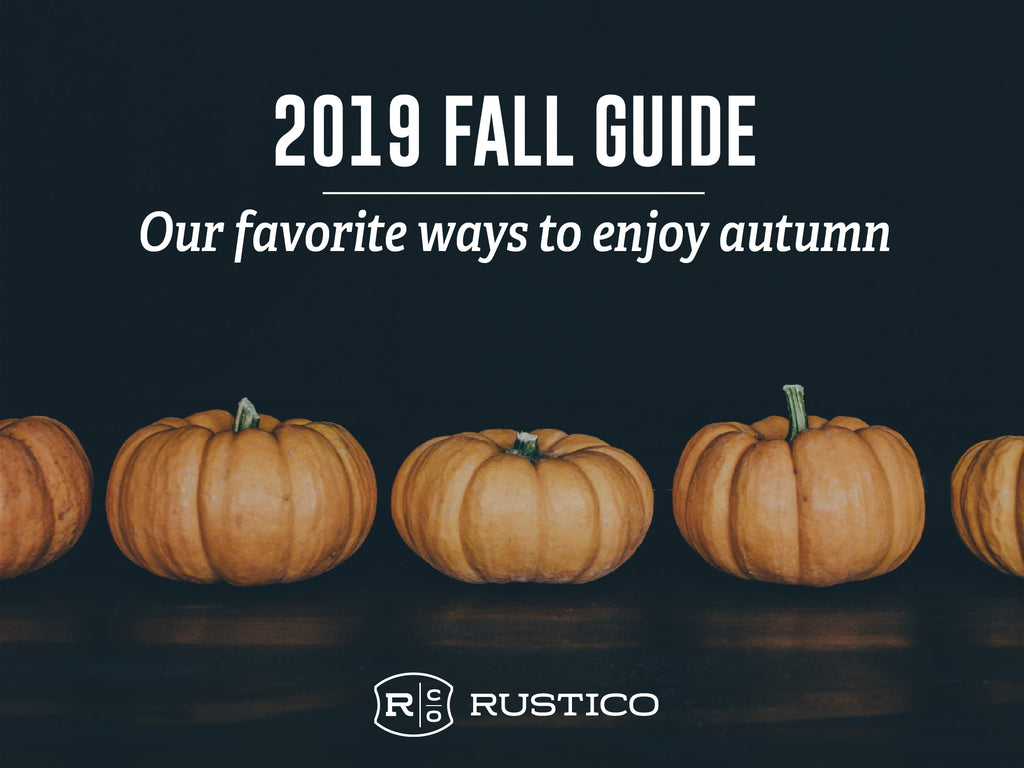 Our Favorite Ways to Enjoy Autumn