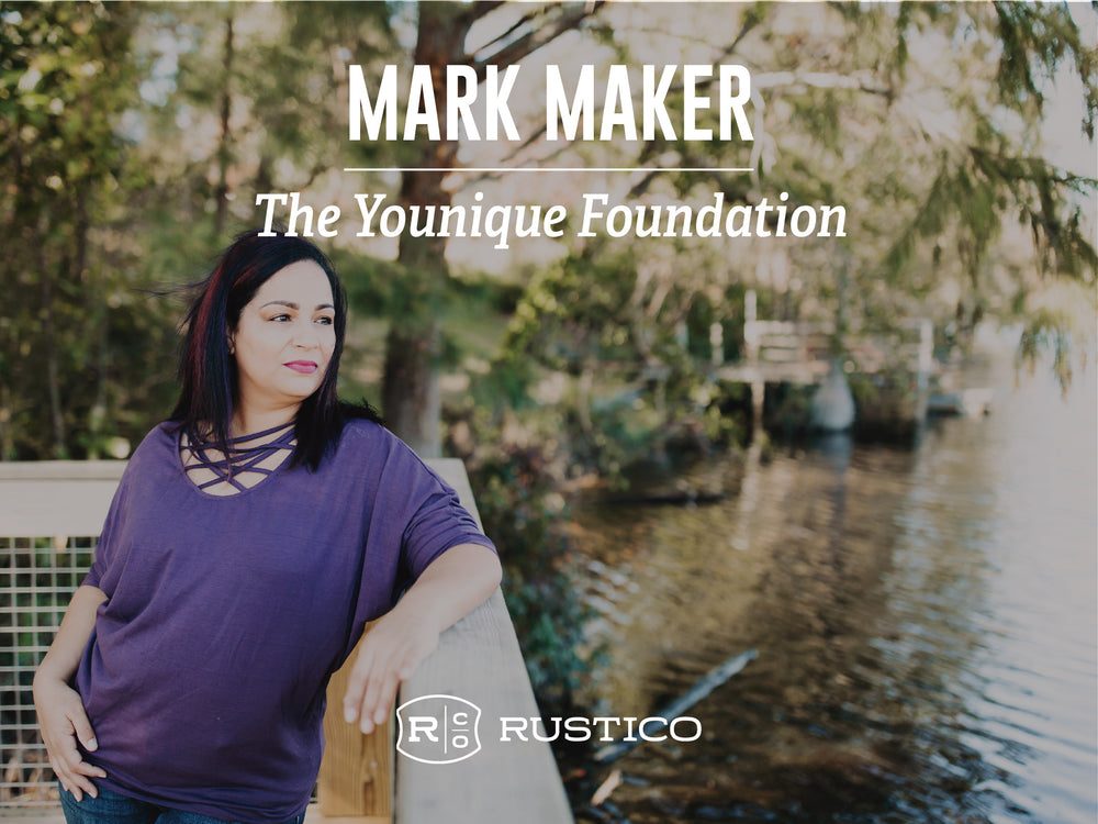 Mark Maker: The Younique Foundation