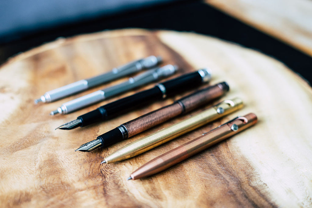 Our Top Picks for Mid-Range Pens