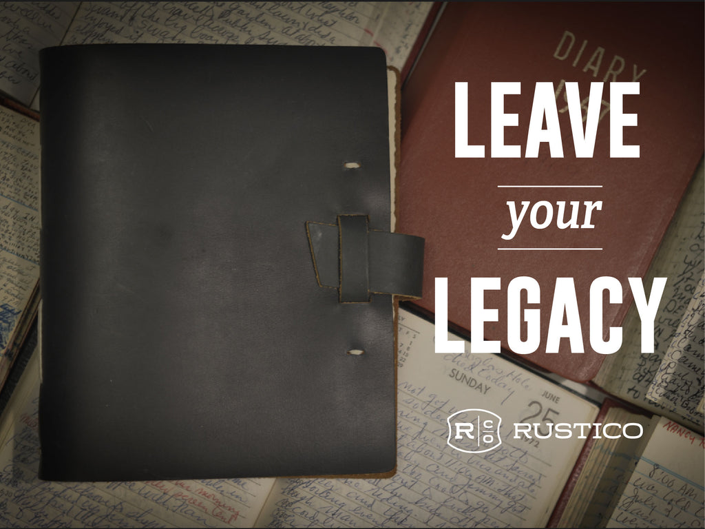Leave Your Legacy for Future Generations