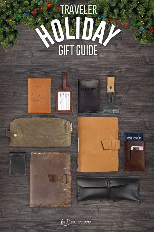 2017 Holiday Gift Guide For The Traveler