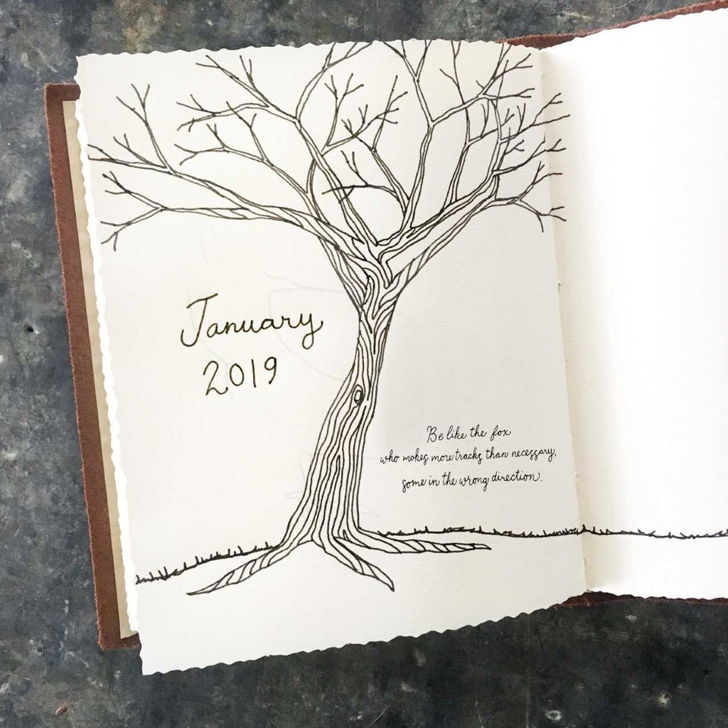 Journal Prompt for Jan. 30th, 2019