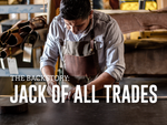 The Backstory Series : The Journeyman Apron