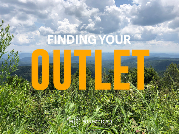 Finding Your Outlet