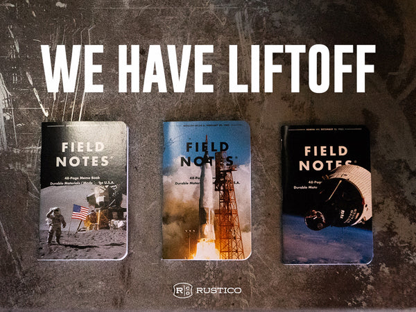 The Three Missions Inserts by Field Notes