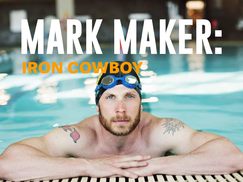 Mark Maker: James Lawrence the Iron Cowboy