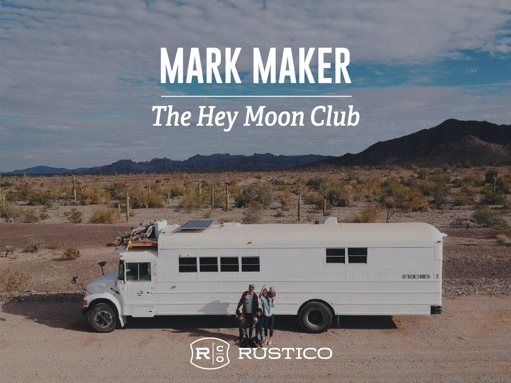 Mark Maker: The Hey Moon Club