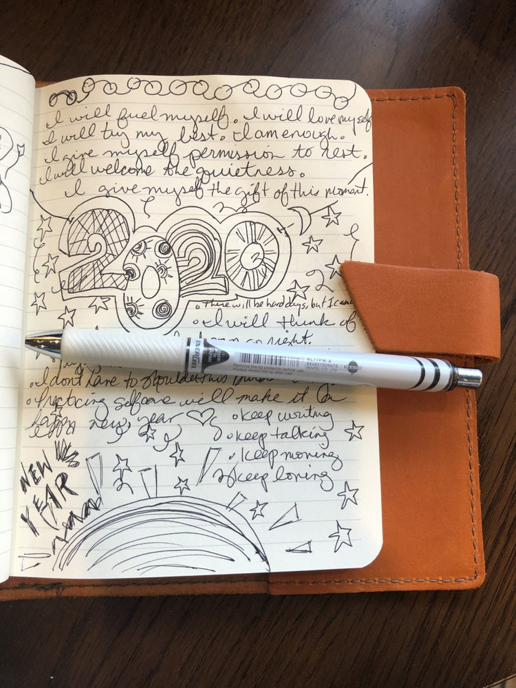 Journaling Prompt for January 21st, 2020