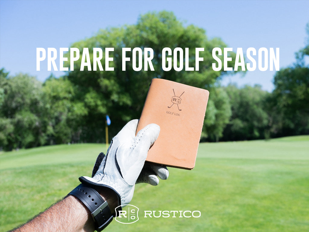 Preparing for Golf Season