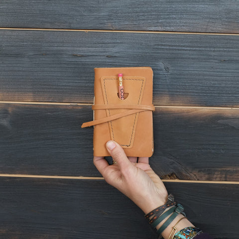 Epiphany Leather Journal