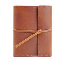 leather refill notebook