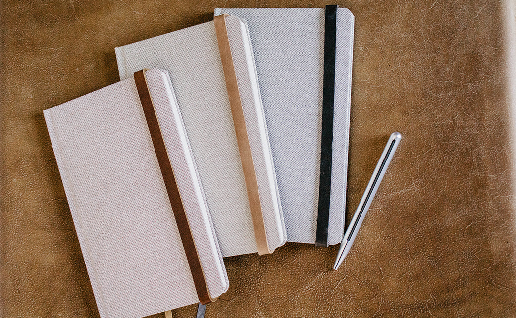 rustico notebook colors