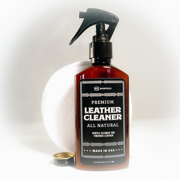Rustico Leather Cleaner