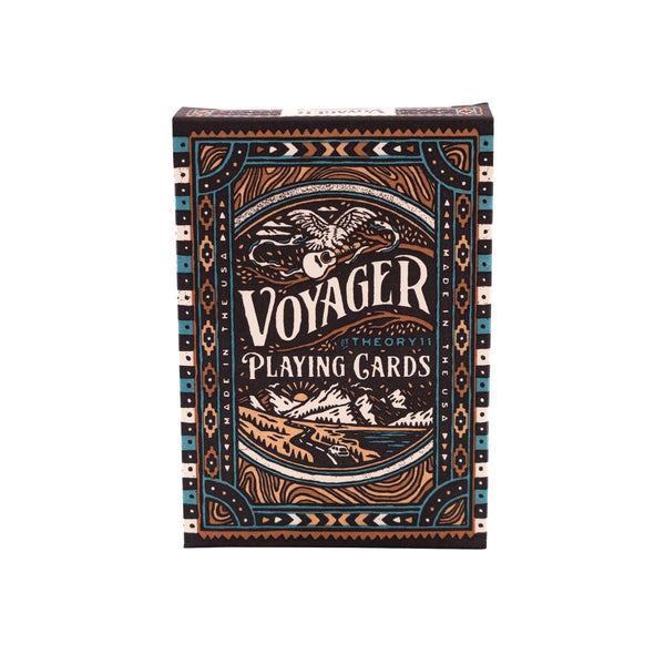 Voyager Playing Cards - from Theory11