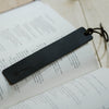 Leather Bookmark -