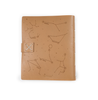 Zodiac Night Sky Leather Journal -