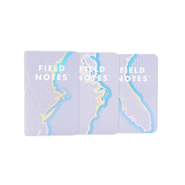 Refill for the Field Notes Leather Folio - 3-Pack - Coastal LIMITED EDITION