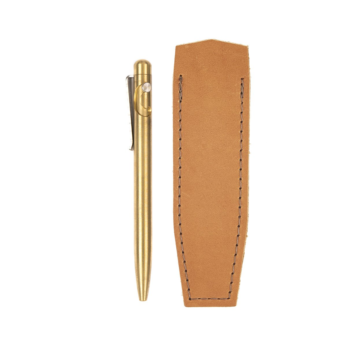 Glider Bolt-Action Pen - Brass