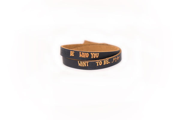 Jer Collins Highway Wrist Band
