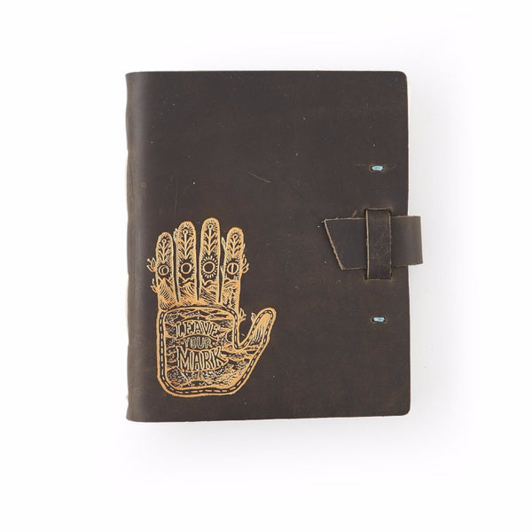 Jer Collins Traveler Journal