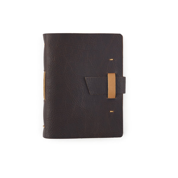Limited Edition Bison Leather Good Book Journal