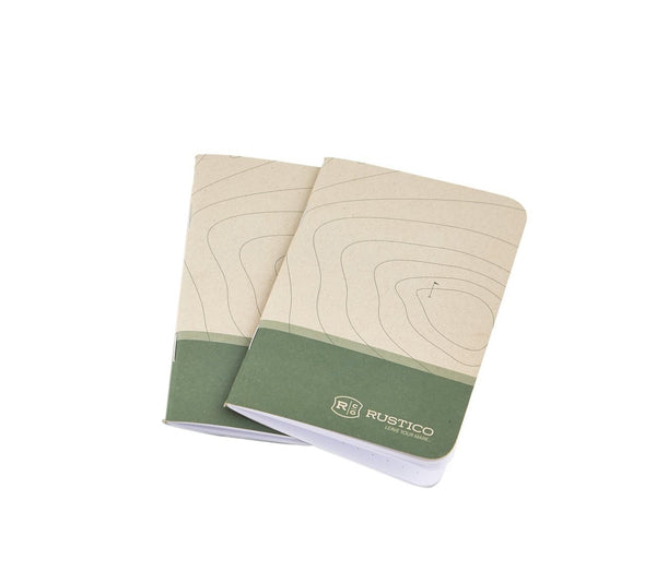 Premium Golf Log Refill - 2 pack
